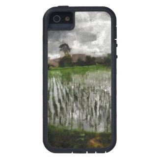 White crop tough xtreme iPhone 5 case