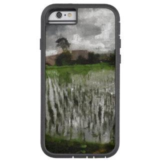 White crop tough xtreme iPhone 6 case