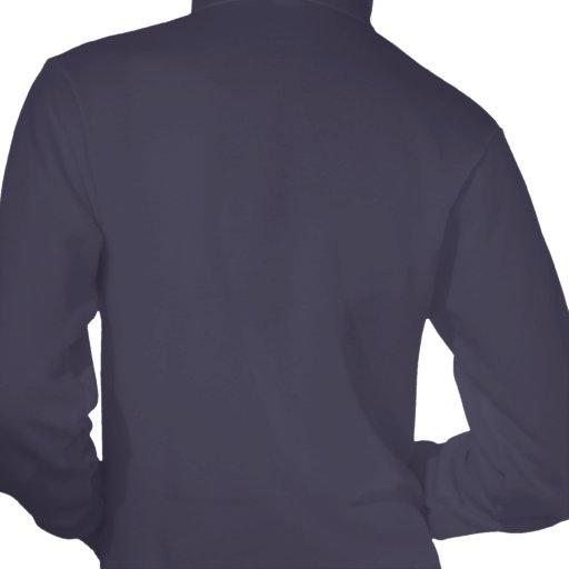 White Dachshund Silhouette with Pink Collar Hooded Sweatshirt