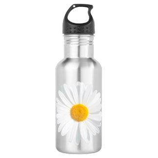 white daisy 532 ml water bottle