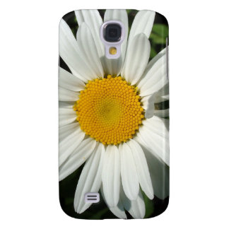 white daisy flower samsung galaxy s4 covers