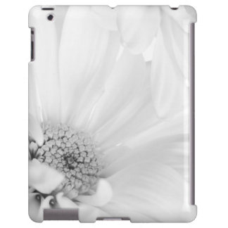 White Daisy Flower - Customized Daisies Floral iPad Case