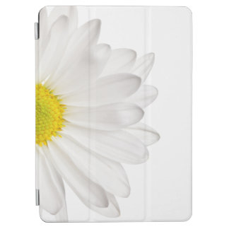 White Daisy Flower Floral Daisies Flowers iPad Air Cover
