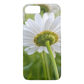 white daisy macro iPhone 8/7 case