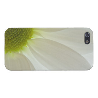 White Daisy Petals Cover For iPhone 5/5S