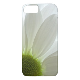 White Daisy Petals iPhone 8/7 Case