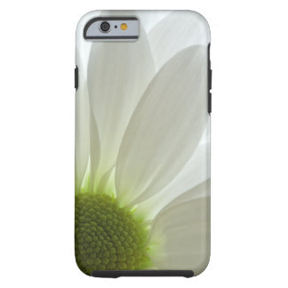 White Daisy Petals Tough iPhone 6 Case
