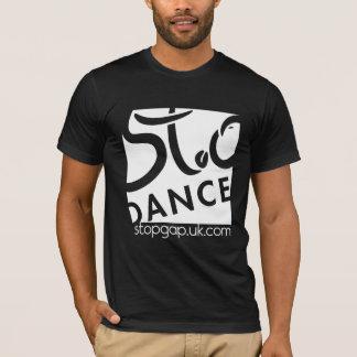 White 'Dance Square' Men's T-shirt