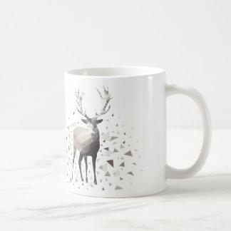 White deer dream mugs