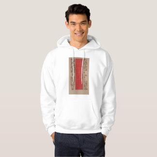 White designer jumper hoodie