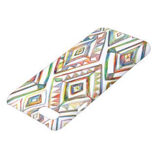 White diamonds rainbow iphone7 case