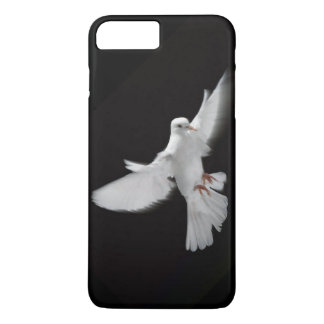 white dove iPhone 7 plus case