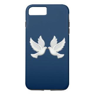 White Doves iPhone 7 Case