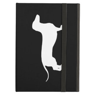 White Doxie iPad Air Case