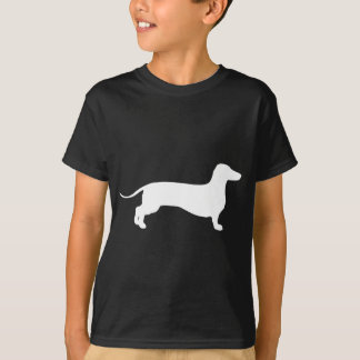 White Doxie T-Shirt