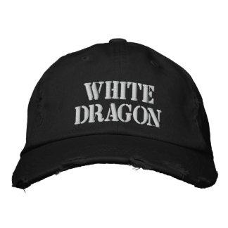 WHITE DRAGON BASEBALL CAP