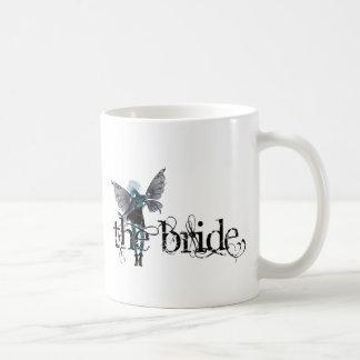 White Dress Fairy Original Negative - The Bride Mugs