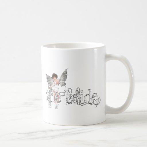 White Dress Fairy Original - The Bride Mug