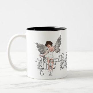 White Dress Fairy Original - The Bride Mugs