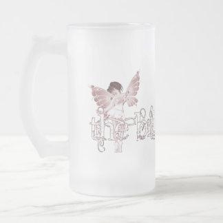 White Dress Fairy Red - The Bride Mug