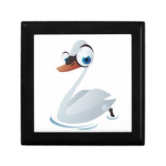 White duck keepsake boxes