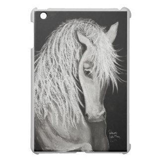 white elegance iPad mini cases