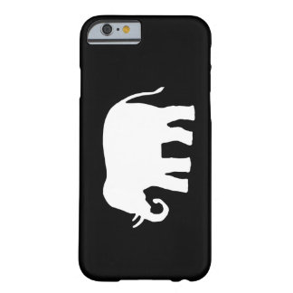 White Elephant Barely There iPhone 6 Case