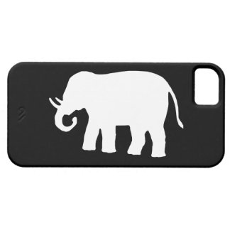 White Elephant Case For The iPhone 5