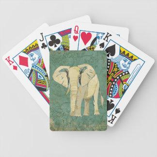 White Elephant Jade Card Deck