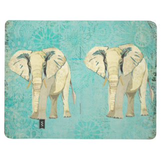 White Elephant Pocket Journal