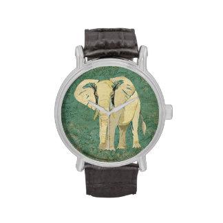 White Elephant Watch