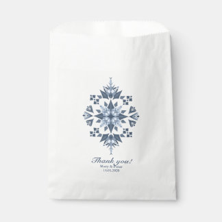 White Favor Bag/Favor Bag-Ornament Favour Bags