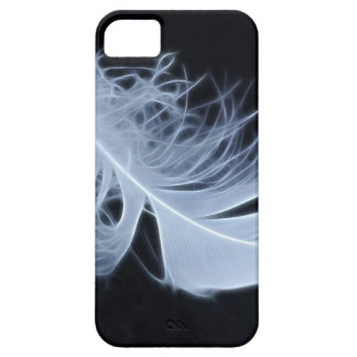 White feather - angelic by nature iPhone 5 covers