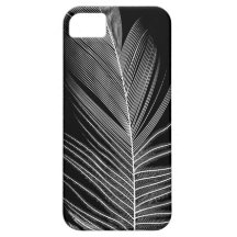 White Feather iphone 5 Case