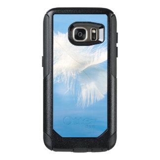 White Feather Reflects on Water | Seabeck, WA OtterBox Samsung Galaxy S7 Case