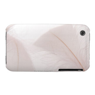 White feathers iPhone 3 Case-Mate cases