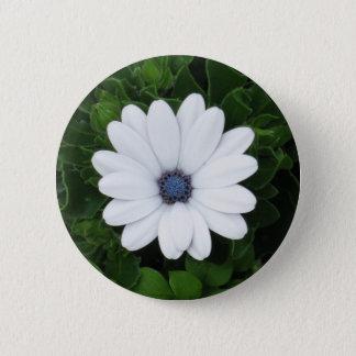 White Flower button