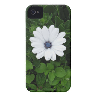 White Flower iPhone case-mate