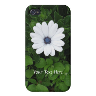 White Flower iPhone cases iPhone 4 Cases