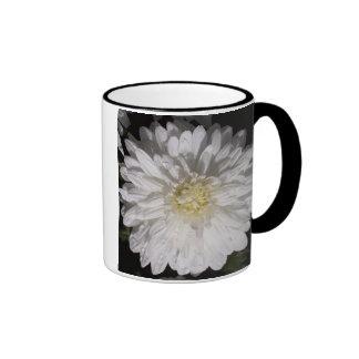 White Flower Mug 2