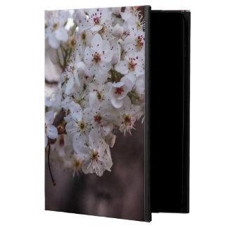 White Flowers Powis iPad Air 2 Case