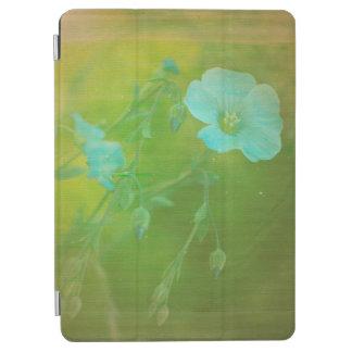 White Flowers VI iPad Air Cover