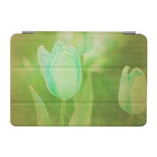 White Flowers VIII iPad Mini Cover