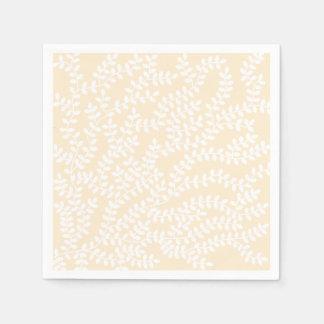 White Forest Disposable Napkin