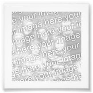 White Frame Photo