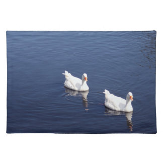 White Geese 9602 Placemat