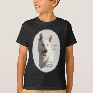 White German Shepherd Gifts T-Shirt