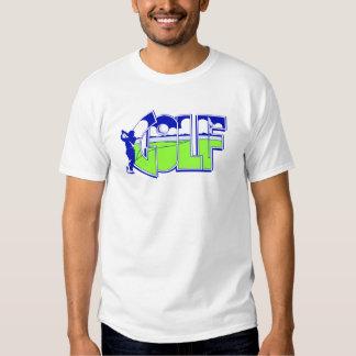 White Golf T-shirts