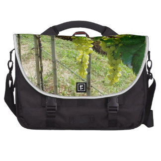 White Grapes on the Vine Bags For Laptop