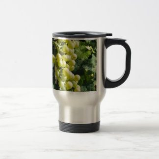 White Grapes on the Vine Coffee Mugs